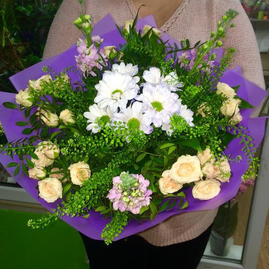 Александрит: букеты цветов на заказ Flowwow
