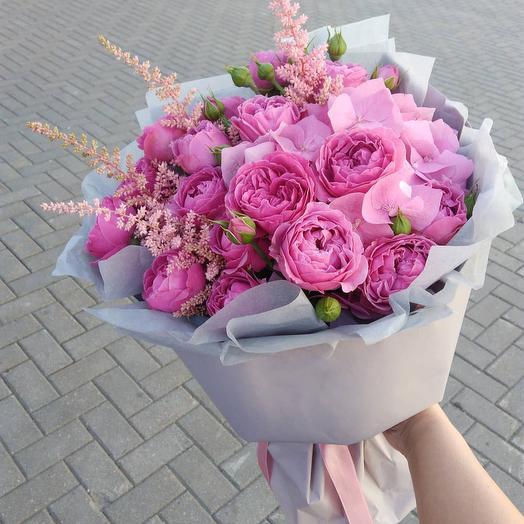 """Букет """"Лира"""": букеты цветов на заказ Flowwow"""