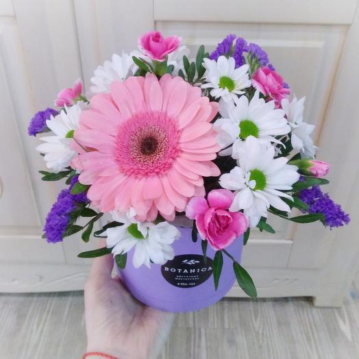 Яркий привет: букеты цветов на заказ Flowwow