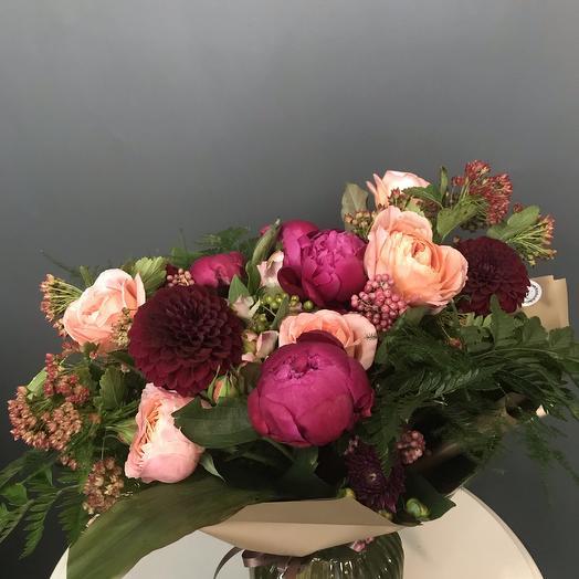 Сицилийская роскошь: букеты цветов на заказ Flowwow