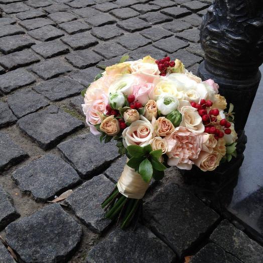Букет невесты 4: букеты цветов на заказ Flowwow