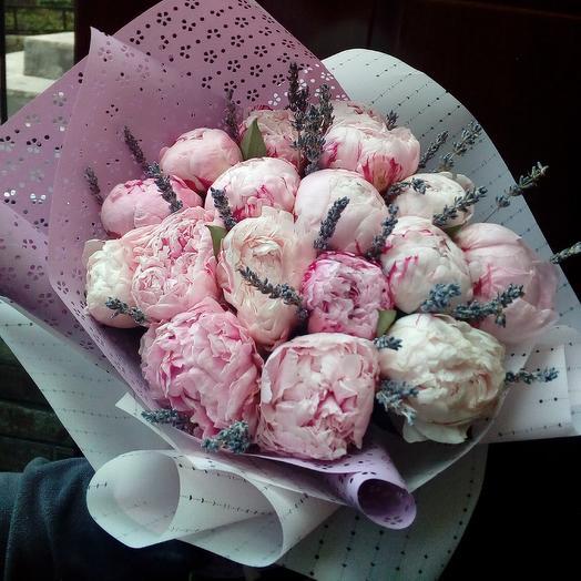 Ванильная пастила: букеты цветов на заказ Flowwow