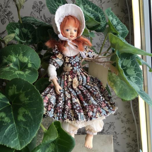 Кукла Маша: букеты цветов на заказ Flowwow