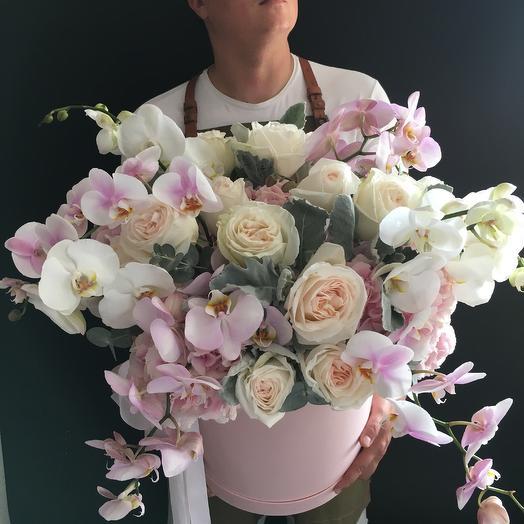Нежность 💗 с медовым ароматом: букеты цветов на заказ Flowwow