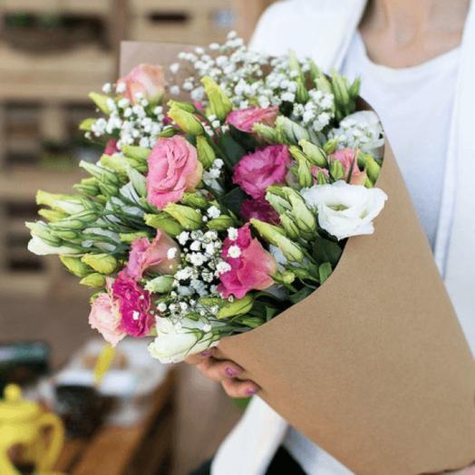 FLOWER GARDENS *7: букеты цветов на заказ Flowwow