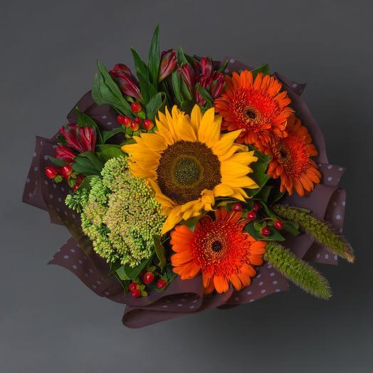 "Букет ""Воспитательнице"": букеты цветов на заказ Flowwow"