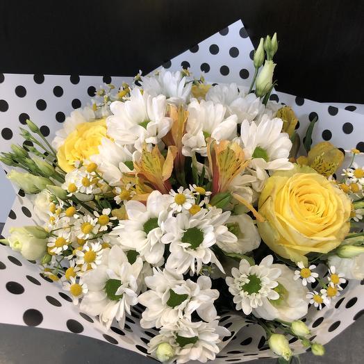 Горошек осенний: букеты цветов на заказ Flowwow