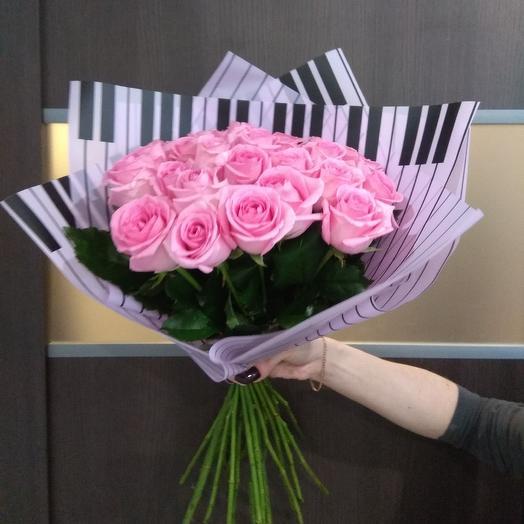 Нежная симфония: букеты цветов на заказ Flowwow