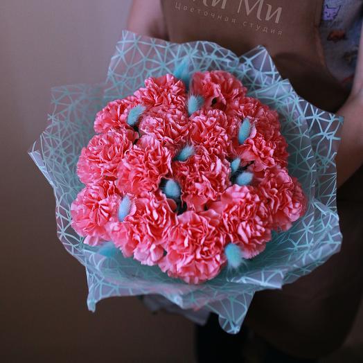 Pink Cloud: flowers to order Flowwow