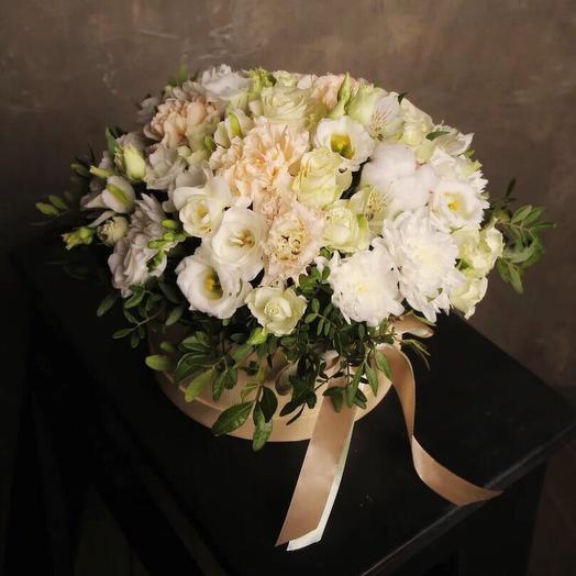 Нежность 🤩: букеты цветов на заказ Flowwow