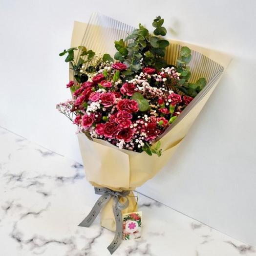 БУКЕТ ЗВЕЗДНЫЙ САД: букеты цветов на заказ Flowwow