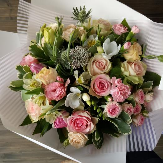 Нежинка: букеты цветов на заказ Flowwow