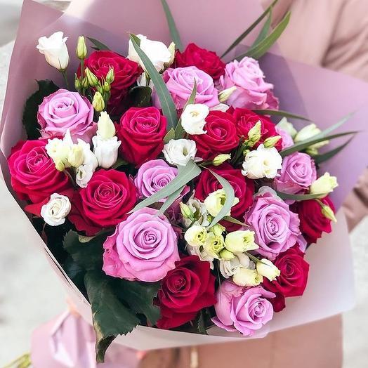 ✅ Букет роз