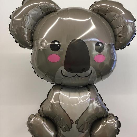 Австралиская коала: букеты цветов на заказ Flowwow