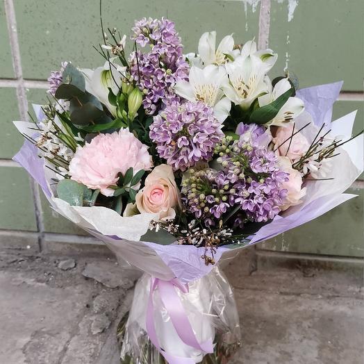 Фея: букеты цветов на заказ Flowwow