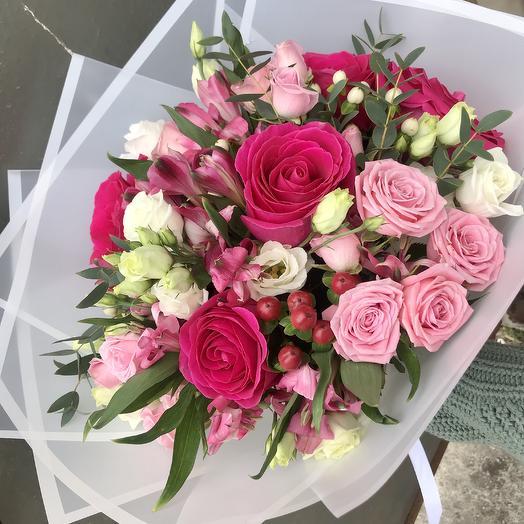 Barbie 🌸: букеты цветов на заказ Flowwow