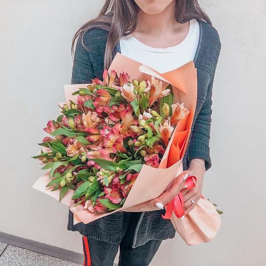 Рассвет 🌄: букеты цветов на заказ Flowwow