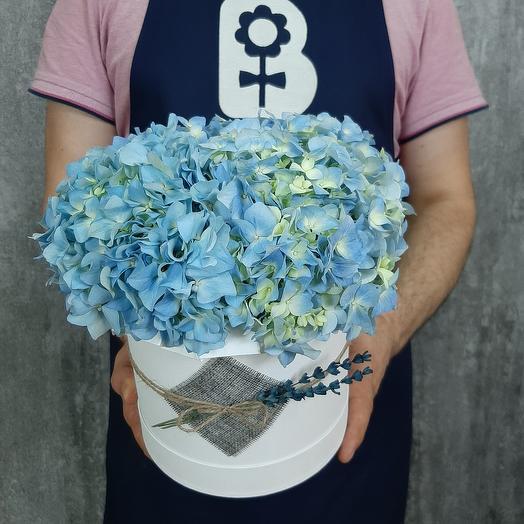 Небесные топазы: букеты цветов на заказ Flowwow