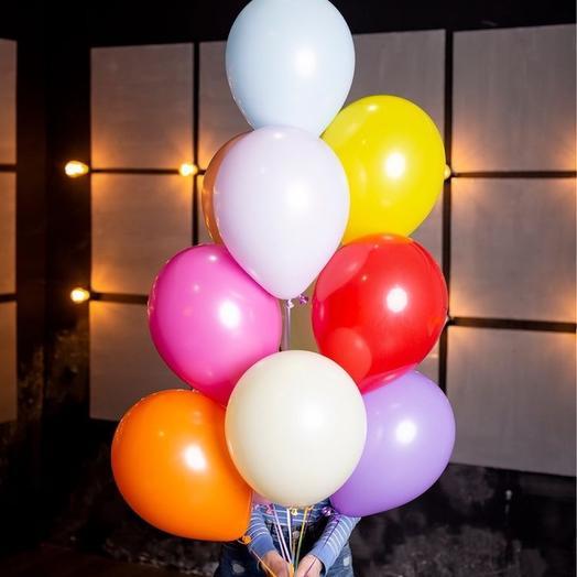 Сет из 10 шаров