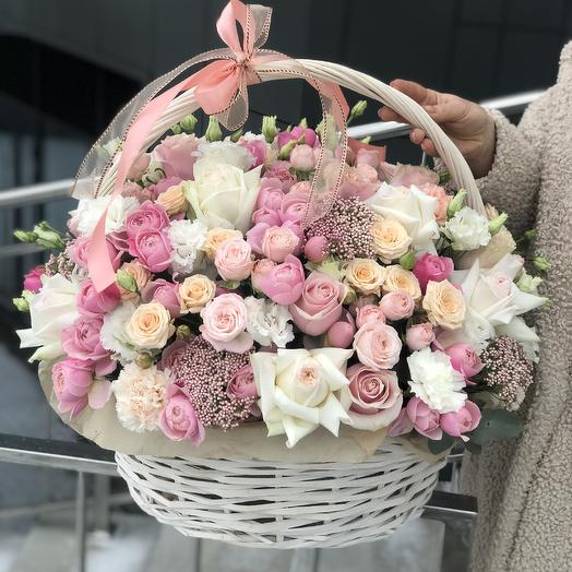 Flower Basket Endless Love