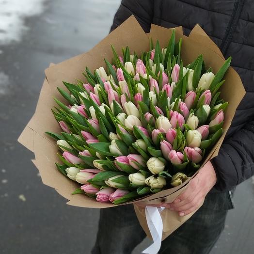 101 роскошный тюльпан