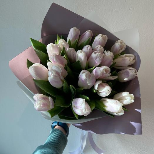 Букет из Тюльпанов «Нежность»
