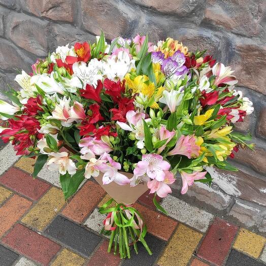 Микс ярких цветов