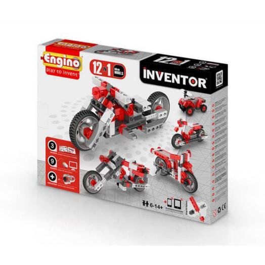 Конструктор Мотоциклы 12 моделей