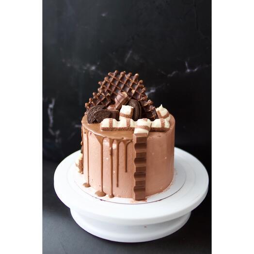 """Торт """"Шоколадный взрыв"""""""