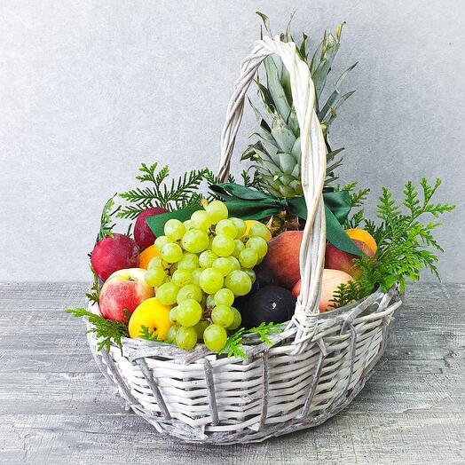 Корзина с фруктами ( размер S)