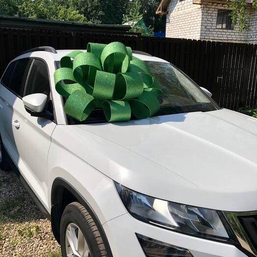 Бант на автомобиль 90 см