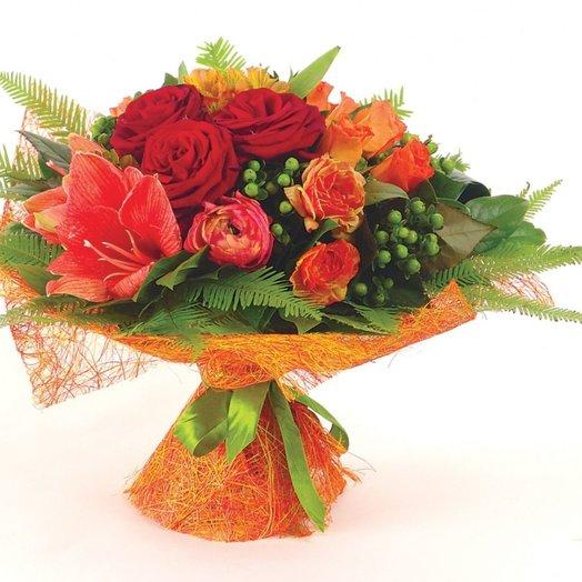 АртМ02 - Букет -: букеты цветов на заказ Flowwow