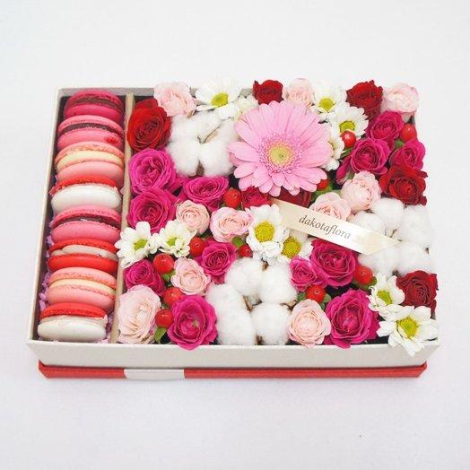 Яркие чувства 2/ Bright feellings2: букеты цветов на заказ Flowwow
