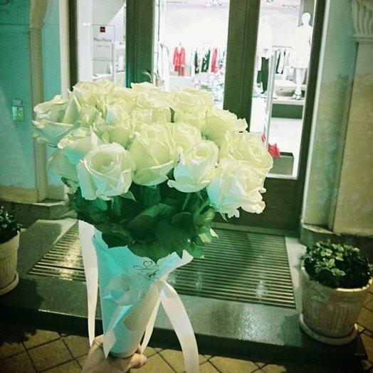 Вечер в Мадриде: букеты цветов на заказ Flowwow