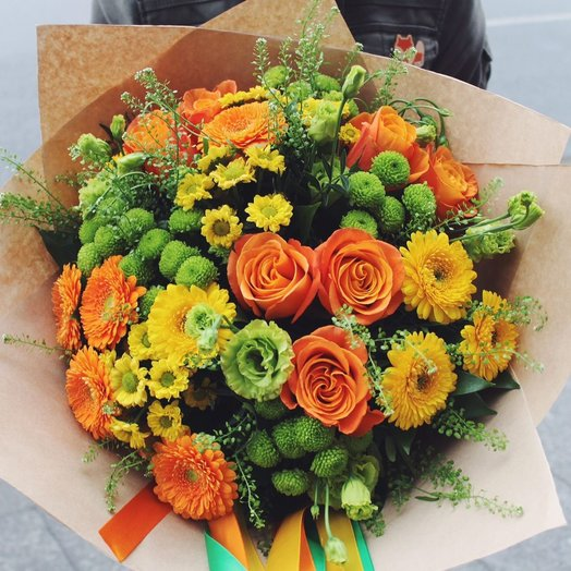 My sunshine: flowers to order Flowwow