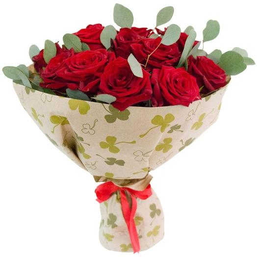 Красотища : букеты цветов на заказ Flowwow