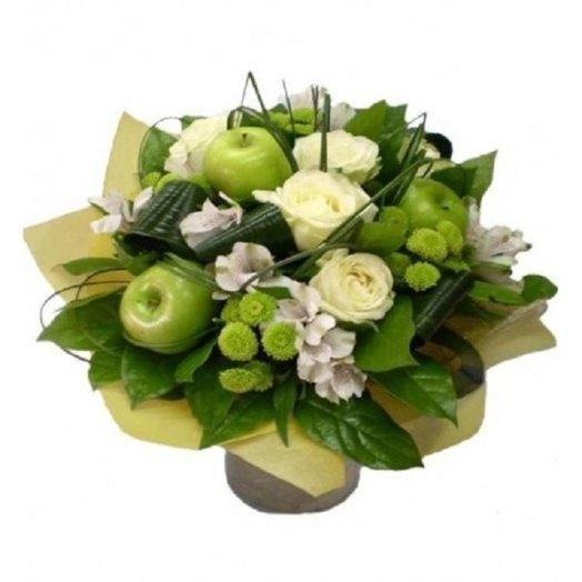 A Bouquet Of Apple