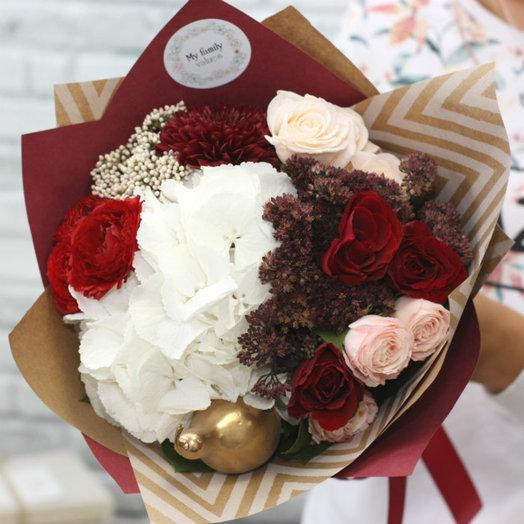 Букет 0940: букеты цветов на заказ Flowwow