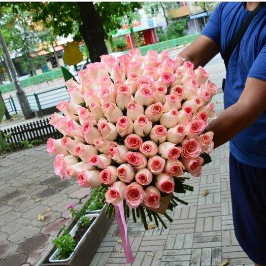 Нежность 1: букеты цветов на заказ Flowwow
