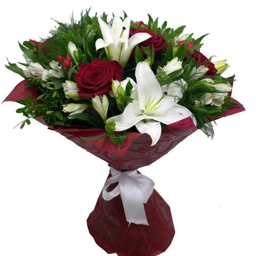 Вальс: букеты цветов на заказ Flowwow