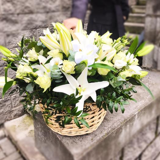 Богиня добра: букеты цветов на заказ Flowwow