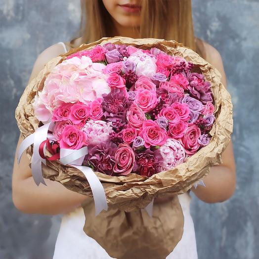 Букет 26: букеты цветов на заказ Flowwow