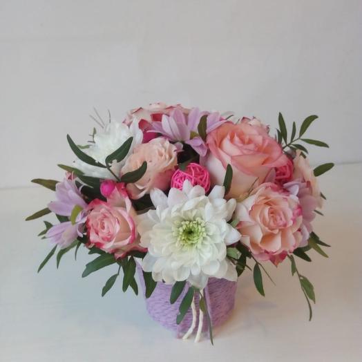 Ванилька: букеты цветов на заказ Flowwow