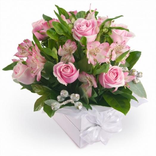 На радость дня: букеты цветов на заказ Flowwow