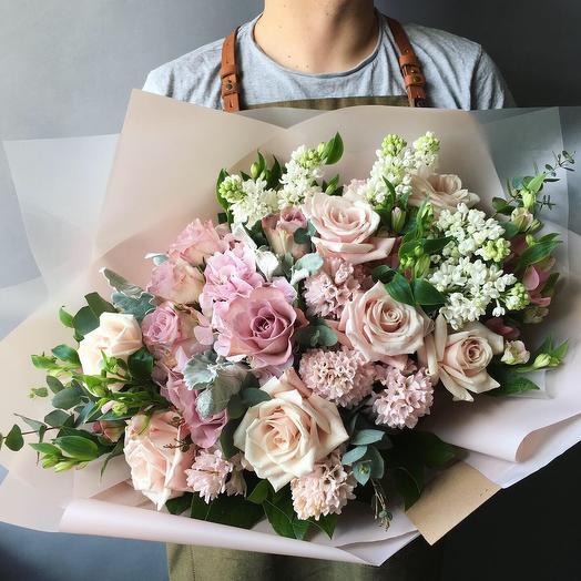 Ароматы весны: букеты цветов на заказ Flowwow