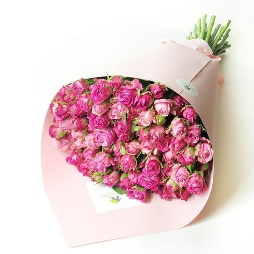 """Lady Bombastic 35"": букеты цветов на заказ Flowwow"
