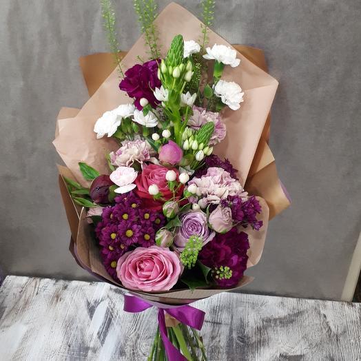 Мечта о лете: букеты цветов на заказ Flowwow