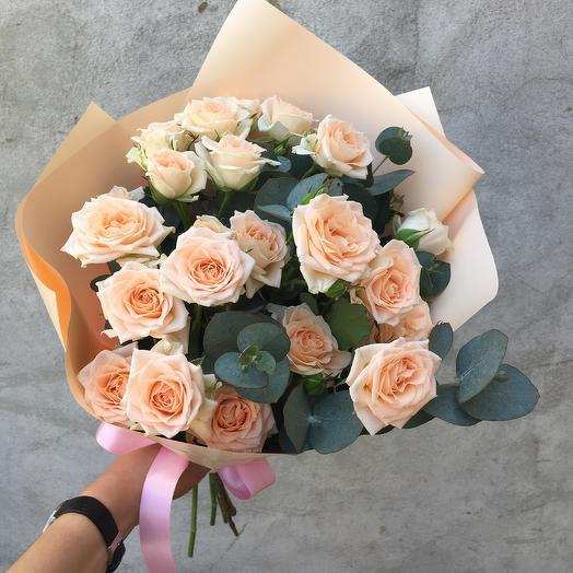 Букет Легкость: букеты цветов на заказ Flowwow