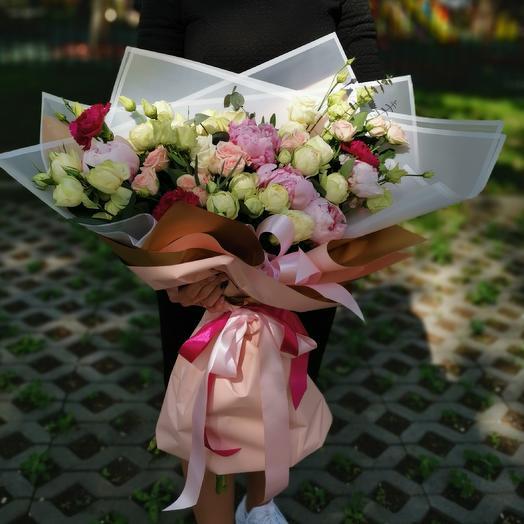 Бекет гигант  N2: букеты цветов на заказ Flowwow
