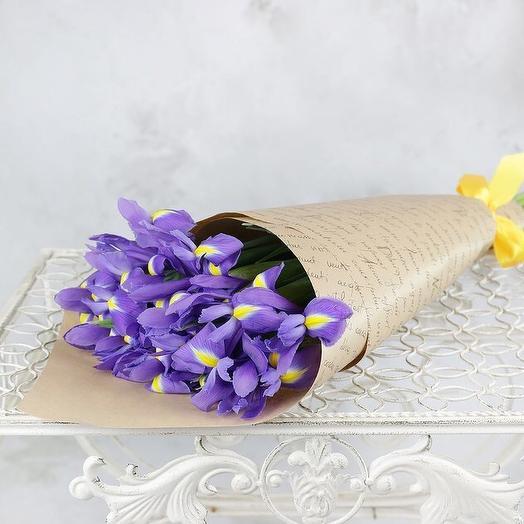 Blue magic: букеты цветов на заказ Flowwow